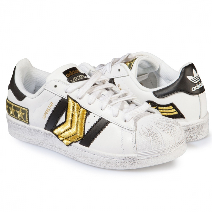Superstar Scarpe Lab Maltese Army Nation Seven Personalizzate Il r7HqYrg