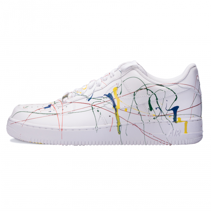 AIR DE KOONING WT LOW | Il Maltese Lab scarpe personalizzate