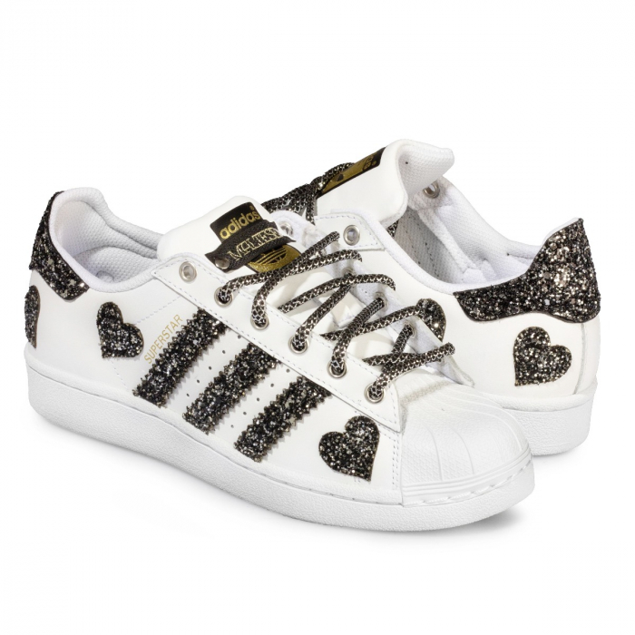 Scarpe Of Personalizzate Superstar Full Il Heart Lab Maltese qppCY5
