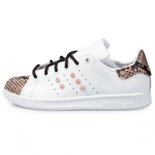 adidas STAN SMITH ROSE PYTHO