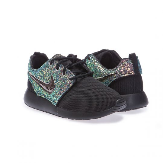 Roshe Run Multiblack Runaways - 40