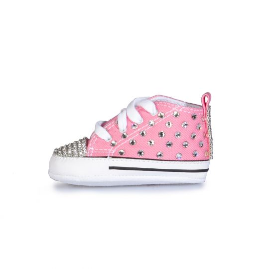all star hi ROSE SWAROVSKI CULLA