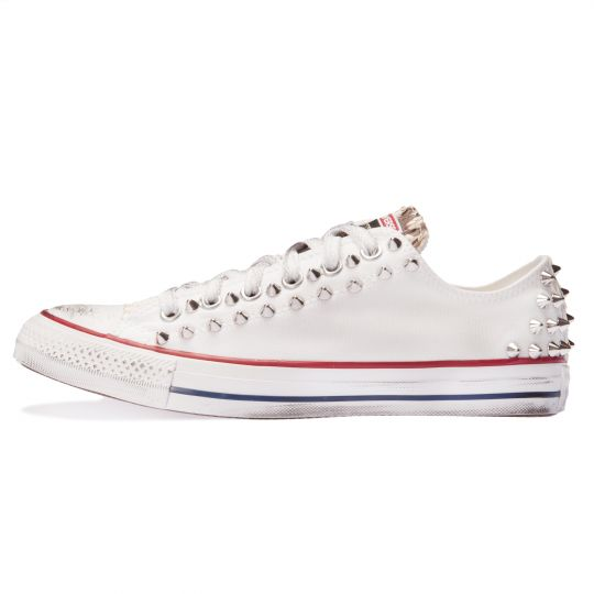 all star WHITE PYTHO LOW