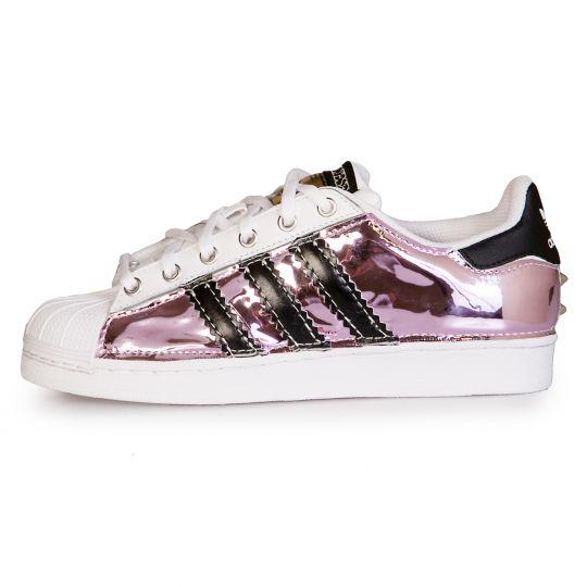 Adidas SUPERSTAR DMC ROSE VINYL XX