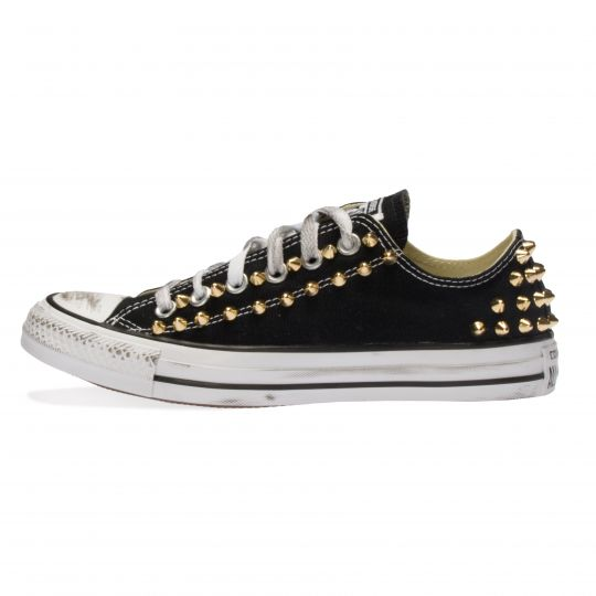 BACK GOLD BLACK LOW