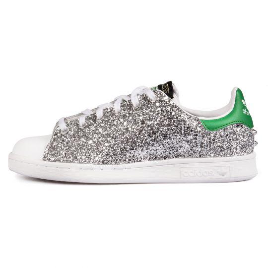 adidas STAN SMITH N.W.A. silver