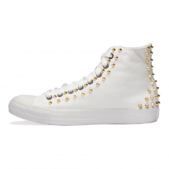 all star BACK GOLD mono