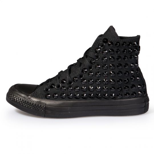 all star Monochrome Total Black