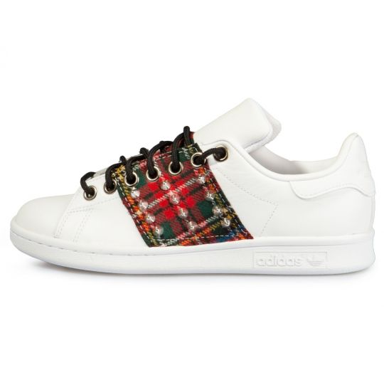 adidas Stan Smith T.Rex Tartan