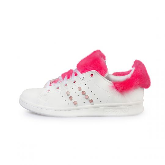 STAN SMITH FUXIA CABO KID ( 17-34 )