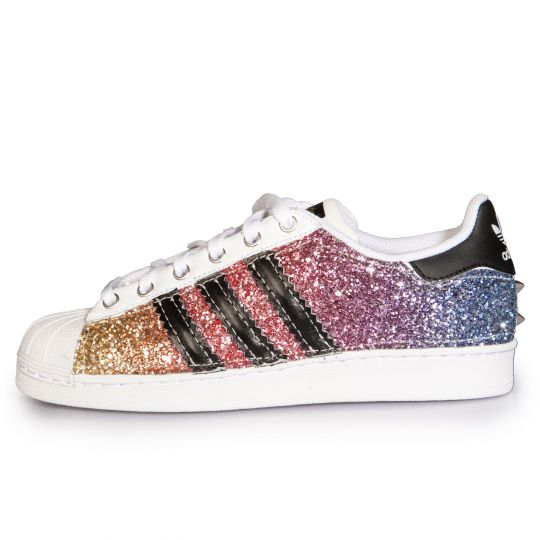SUPERSTAR RAINBOW GLITTER