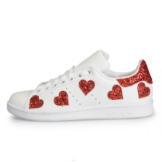 adidas STAN SMITH HEART OF GLASS
