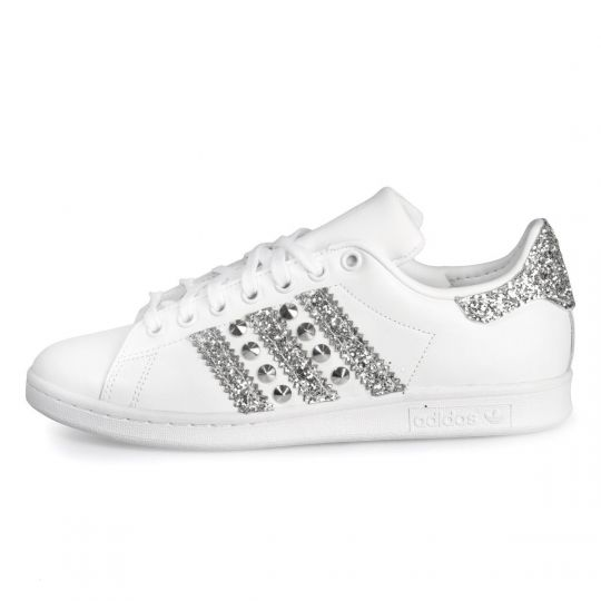 adidas Stan Smith Wu-Tang Silver Studs