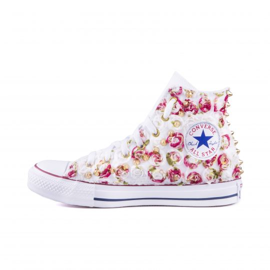 all star hi LACY LIL ROSES