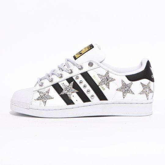 adidas SUPERSTAR SILVER STARS