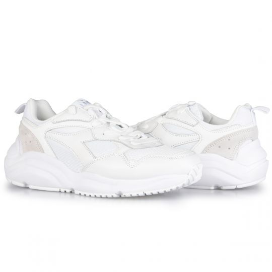 DIADORA WHIZZ TOTAL WHITE