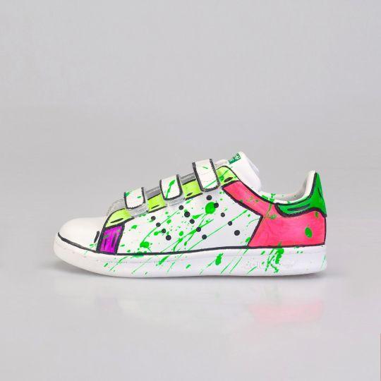 Adidas Stan Smith Cosplay Drip Kid