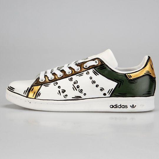 Adidas Stan Smith Cosplay Jeeg xx