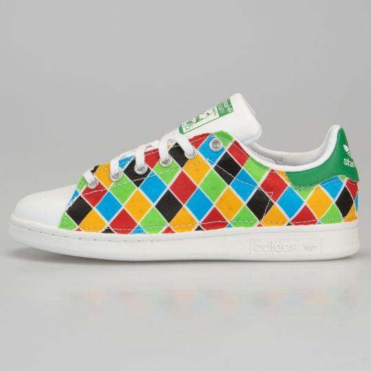 Adidas Stan Smith Harlequin
