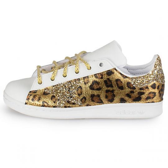 adidas stan smith imls gold leo reflex