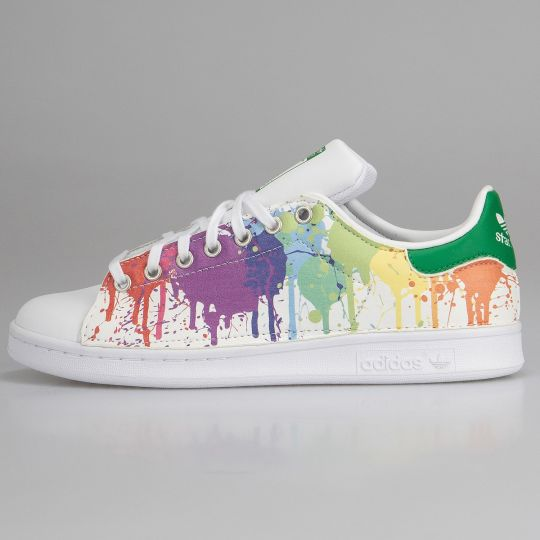 Adidas Stan Smith IMLS Paint Drip