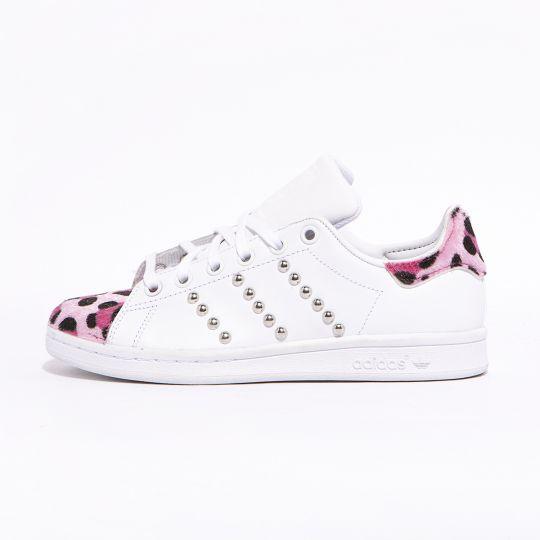 adidas STAN SMITH TIP LEO ROSE