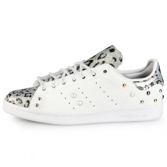 ADIDAS STAN smith tongue silver REFLEX