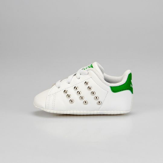 Adidas Stan Smith White Studs Culla