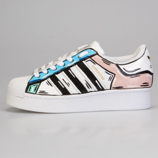 Adidas Superstar Cosplay Bold Lady Platform