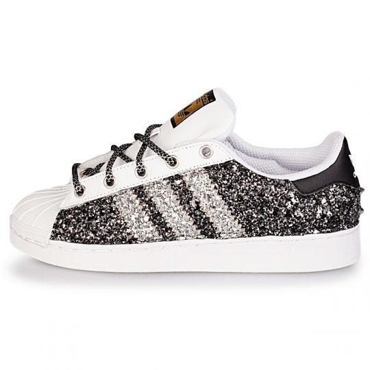 SUPERSTAR DMC BLACK