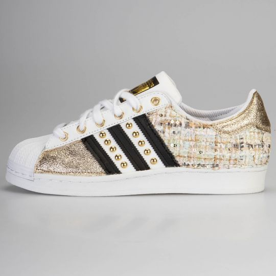 Adidas Superstar Imls Couture Bright Gold