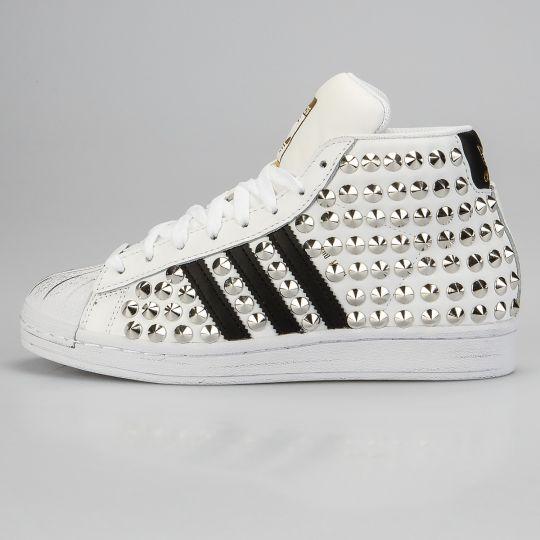 Adidas Superstar Hi Beastie Studs