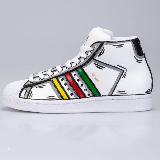 Adidas Superstar Hi Cosplay Jamaica xx