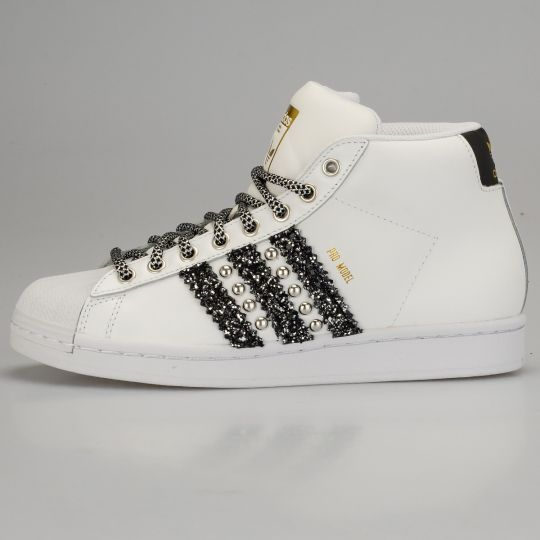 Adidas Superstar Hi Runaways Black