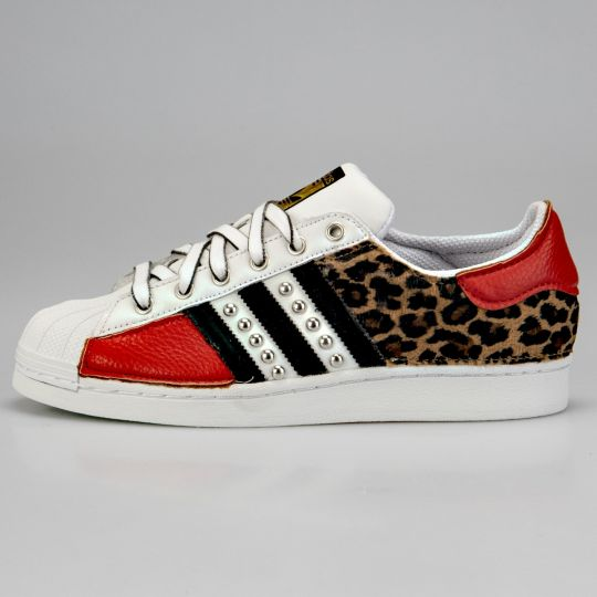 Adidas Superstar Imls Leo Red