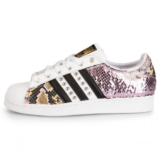 ADIDAS SUPERSTAR IMLS MIRROR PYTHO
