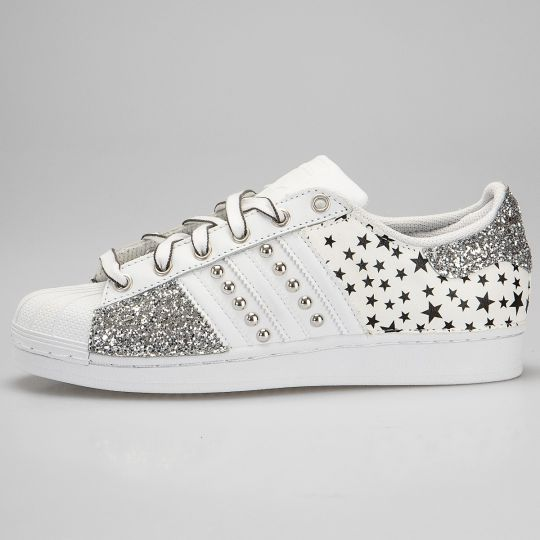 Adidas Superstar IMLS Space Stars Glitter