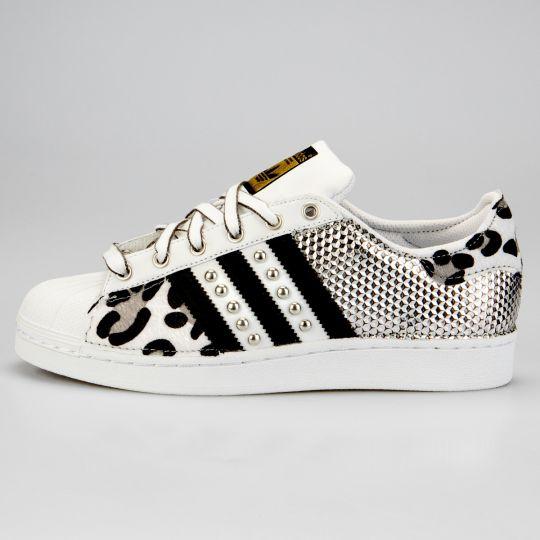 Adidas Superstar Imls White Disco Savage