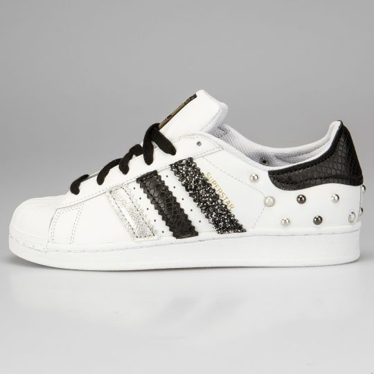 Adidas Superstar Triple Black snk