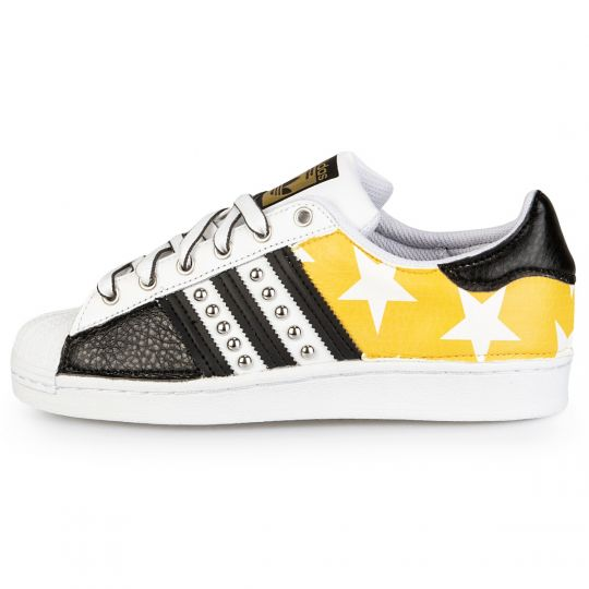 Adidas Superstar Yellow Stars IMLS