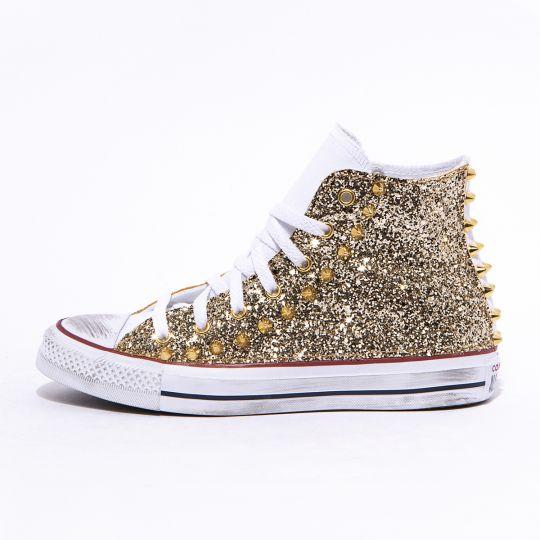 all star hi RUNAWAYS GOLD