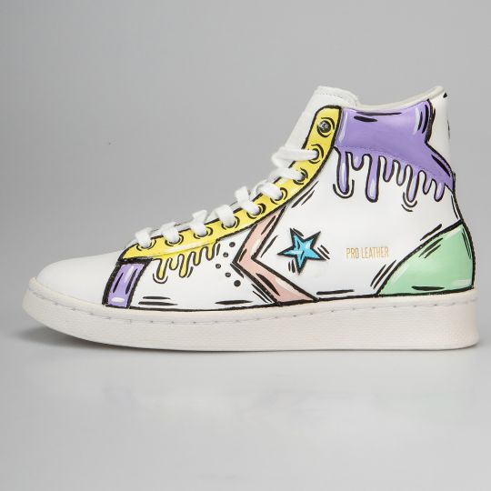 Converse Pro Leather Cosplay Jem