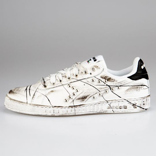 Diadora Game Optical White Enemy