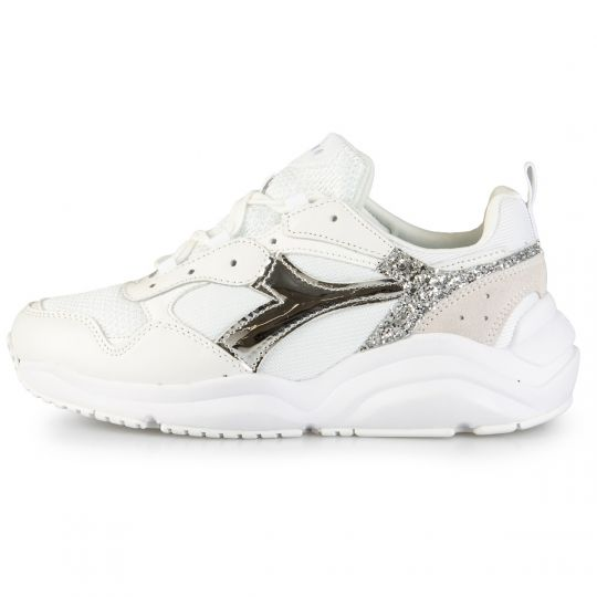 DIADORA WHIZZ RUNAWAYS WHITE