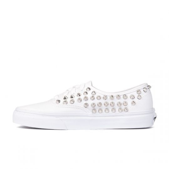 Vans Authentic White Full Studs