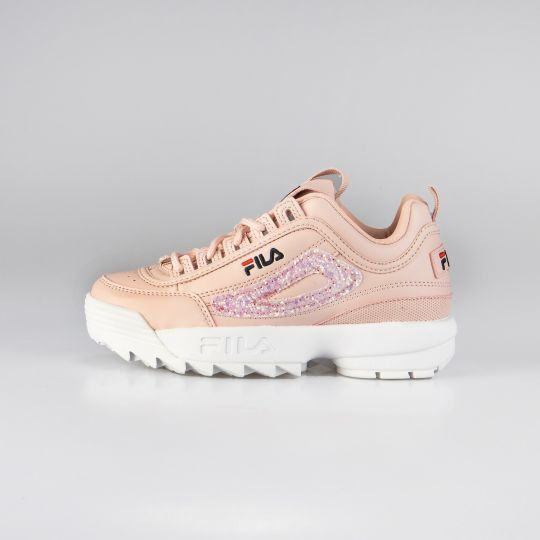 Fila Disruptor II Rose Runaways Kid
