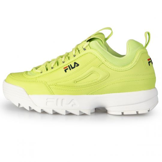 FILA DISRUPTOR II TOTAL GREEN