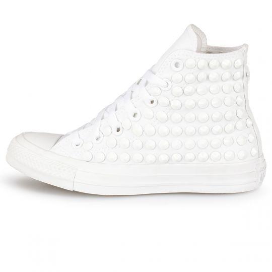 all star Monochrome Total White