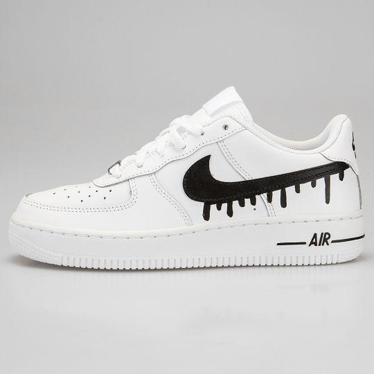 Nike Air Force  Cosplay Black Drip