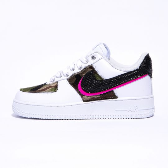 NIKE AIR FORCE ONE DOUBLE CAMO LUX